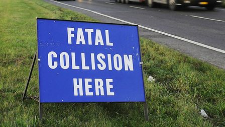 An 80yo man has died on the A149. Picture: Archant