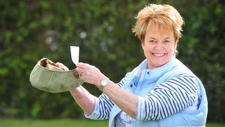 May Reader remembers the day she lost an election count by luck of the draw. Picture: NICK BUTCHER