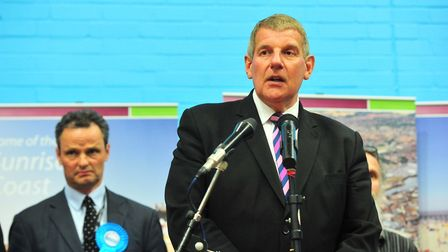 Former Labour Waveney MP Bob Blizzard once won a council seat by a luck of the draw after he tied wi