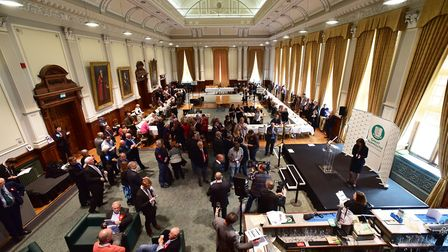 Count for Great Yarmouth area for the Norfolk County elections.
