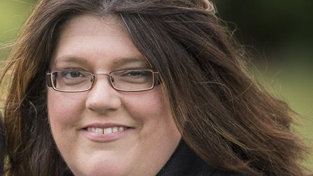 Sandra Squire, Conservative candidate for Marshland North. Picture: Matthew Usher.