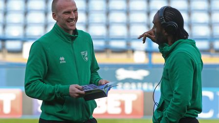 John Ruddy is set for his farewell Norwich City appearance. Picture: Paul Chesterton/Focus Images L