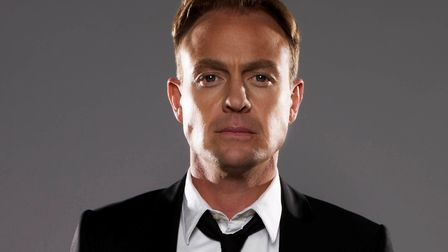 Jason Donovan is still as busy as ever (Picture: Submitted)