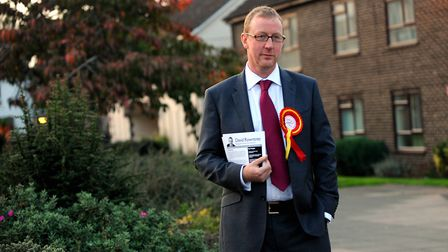 Dave Rowntree, formerly from Blur, has been elected to University division in Norwich. Picture: Deni