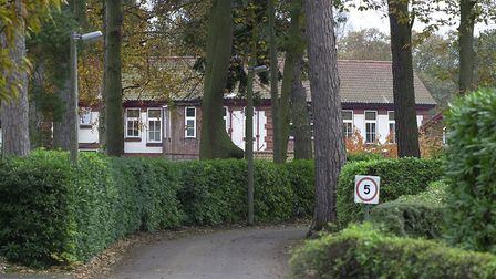 Pine Heath care home in High Kelling is closing. Picture: Archant