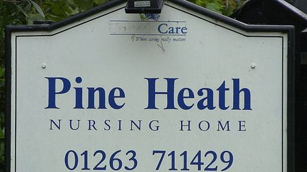 Pine Heath care home in High Kelling is closing: Picture: Archant