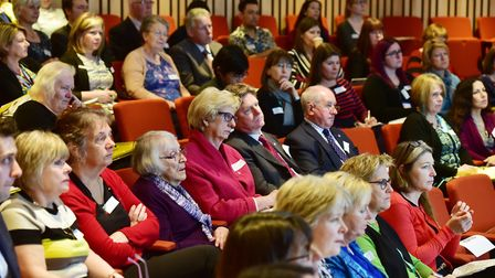 Summit about palliative care and end-of-life issues in Norfolk at the Forum, Norwich.