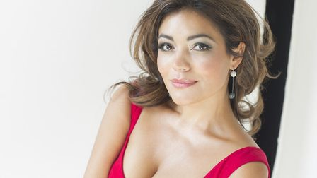 World famous opera singer Ailyn Perez will perform at Holkham Hall. Picture: Rebecca Fay