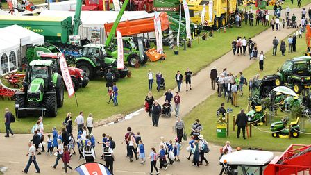 Royal Norfolk Show 2016. Picture: James Bass