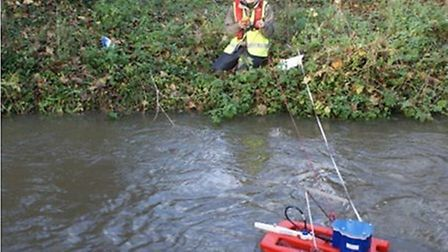 UEA Wensum Demonstration Test Catchment Project: Monitoring water and impact on environment at Salle