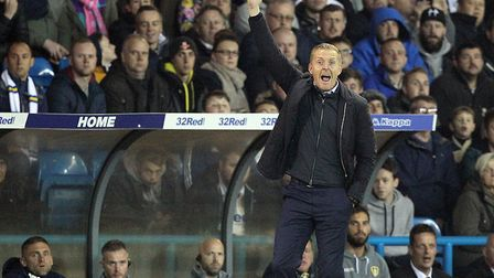 Garry Monk has been touted with Norwich City's head coach vacancy. Picture: Paul Chesterton/Focus I