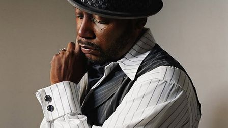 Grammy-award winning Brooklyn rapper Big Daddy Kane who appeared at the Waterfront in Norwich. Pictu