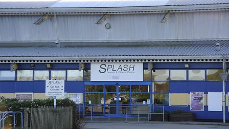 Splash leisure centre in Sheringham could be demolished and rebuilt. Picture: MARK BULLIMORE