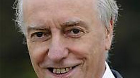 Tony Skipper, a Norwich man who is to be the next Lord Mayor of Coventry. Pic: Coventry City Council