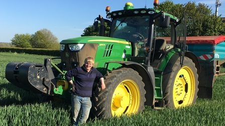 Isaac King, Dereham Young Farmers