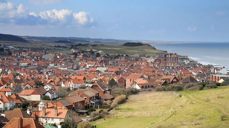 The sculpture could tower over Sheringham. Picture: ANTONY KELLY