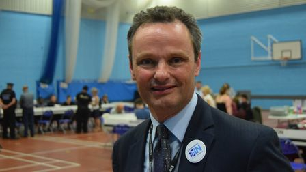 Conservative Peter Aldous is standing for Waveney in the general election. Picture: Archant.