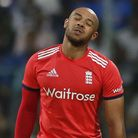 England international Tymal Mills has endured a frustrating time playing in the IPL. Picture: AP Pho