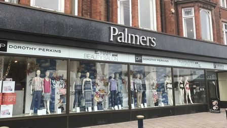 Palmers Department Store in Great Yarmouth is gearing up for its 180th anniversary. Picture: Anthon