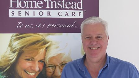 Johnston, Home Instead's Community Relations Manager. Picture: Home Instead