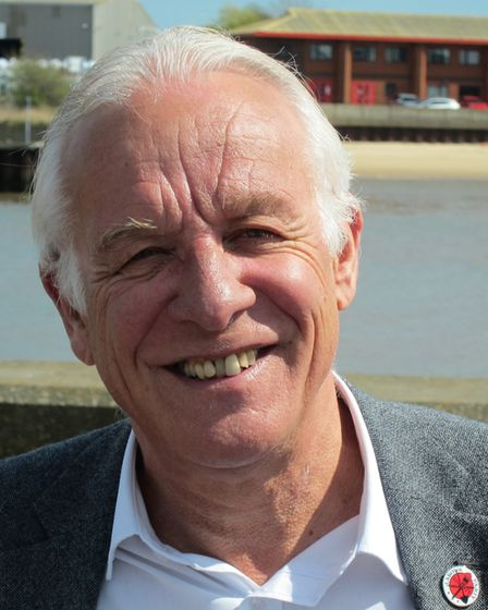 Mick Castle Labour candidate for Yarmouth North and Central. Pic: Labour Party.