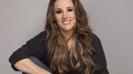 Sam Bailey will be taking part in Jamie's Game at Carrow Road. Picture: Joseph Sinclair.