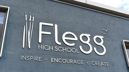 Flegg High School who have recently had a good Ofsted report. Picture: James Bass