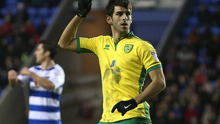 Nelson Oliveira had a good first season with City. Pictures: Paul Chesterton