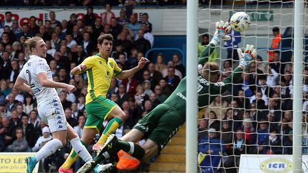 Nelson Oliveira was on target twice in City's recent 3-3 draw at Leeds. Picture by Paul Chesterton/F