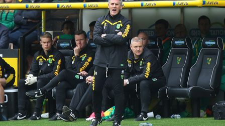 Alan Irvine is urging Alex Pritchard and the rest of the squad to carry on where they left off again