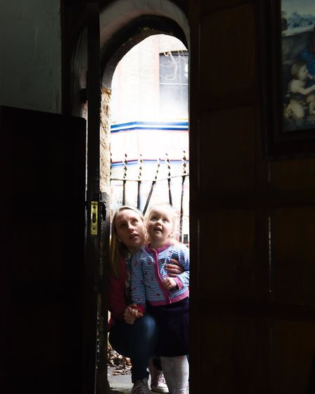 Flintspiration will open the door to Norwich's medieval churches. Picture: Norwich Historic Churches