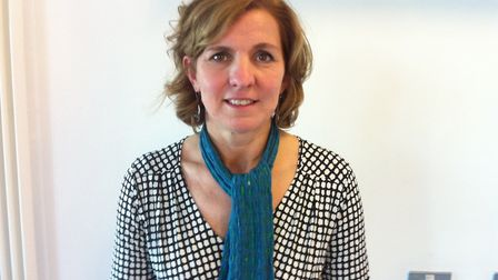 Binks Neate-Evans, headteacher of West Earlham Infant School. Picture: Submitted