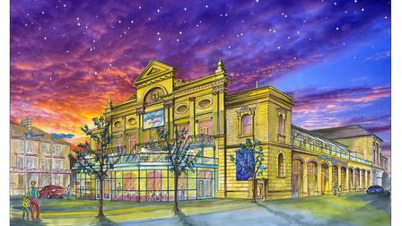 The Hollywood Cinema on Great Yarmouth seafront could be set for a makeover. Photo: The Hippodrome