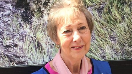 Sandra Armes, 76, from Norwich. Picture Florence Bloomfield