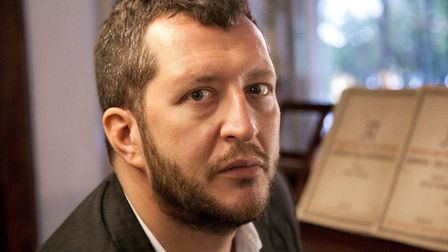 Thomas Ades who wil be laucnhing the three-year Beethoven Cycle with Britten Sinfonia as part of the