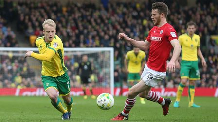 Marley Watkins will join Norwich City this summer. Picture: Paul Chesterton/Focus Images Ltd