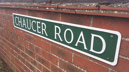 A couple in Chaucer Road are to lose their home Picture; Liz Coates