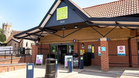 The new East of England Co-op supermarket on Norwich Road, Acle. Picture: James Bass Photography