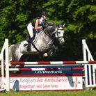 Action from the second day of the Houghton International Horse Trials. Picture: Ian Burt