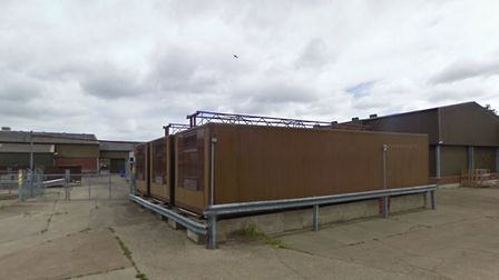 The site of Norfolk Meat Traders at the Moor, Banham. Photo: Google Street View