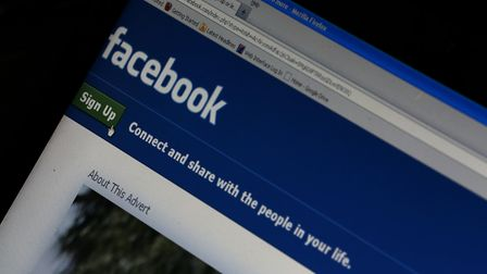 Find out who is targeting you on Facebook by signing up to Who Targets Me?. Photo: PA