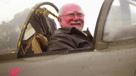 Respected pilot Rod Dean will be at the Old Buckenham Airshow in July. Picture: Rod Dean