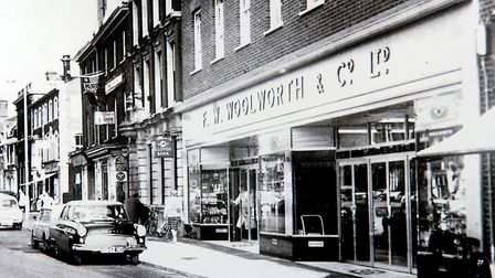The Dereham Woolworths store in the late 1960's. Photo: Archant Library.