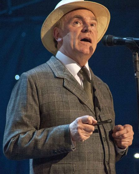Ashley Hutchings MBE, patron of Cromer's Folk on the Pier. Picture: Submitted