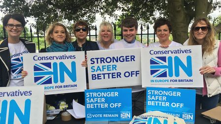 Chloe Smith MP for Norwich North was a Remain campaigner. Norwich voted Remain, but her constituency