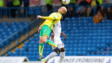 Steven Naismith scored and was later sent off at Leeds. Picture: Paul Chesterton/Focus Images Ltd