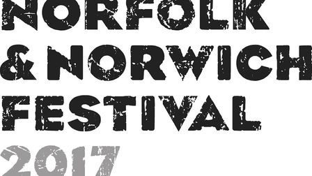 Norfolk and Norwich Festival logo. Image: supplied by Norfolk and Norwich Festival.