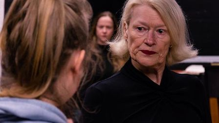 Kindertransport: A scene from the powerful drama running at the Maddermarket Theatre in Norwich