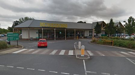 The Morrisons in Postmill Close, Wymondham. Picture: Google StreetView