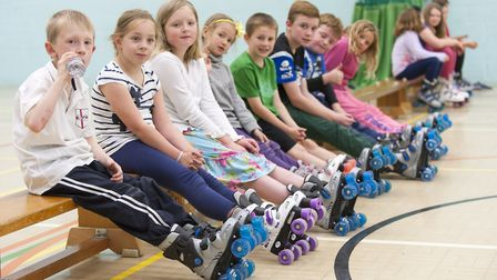 South Norfolk Council is running its Kids' Camps at Long Stratton and Wymondham leisure centres. Pic